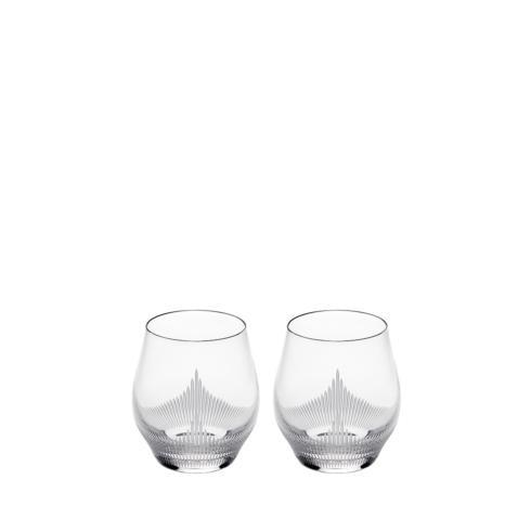 $180.00 100 Points Whiskey glasses - Pair