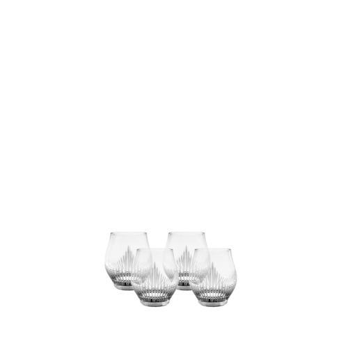$275.00 100 Points Shot Glasses set of 4