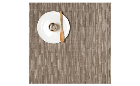 "$56.00 Bamboo Dune Placemats Square  set/4 -- 13"" x 14"""