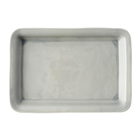 Puro Mist Grey Rectangle Platter