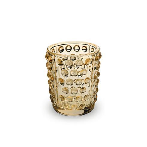 $125.00 Mossi Votive Gold