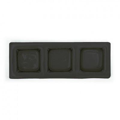 $15.00 3 Cell Dish Coal