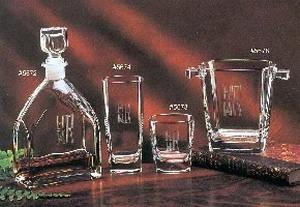 $54.99 Geo Double Old Fashioned Set/4