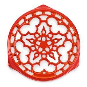 $75.00 Trivet Deluxe Round Flame