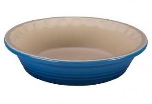 """$40.00 Pie Dish 9""""  Marseille Blue"""