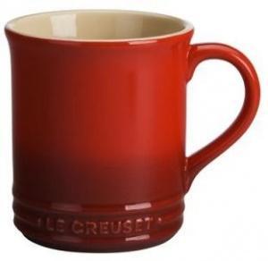 $12.00 Espresso Mug Red