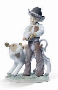 $750.00 Cowboy 9.25 X 6