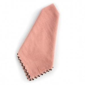 $12.00 MacKenzie-Childs Blush Napkin