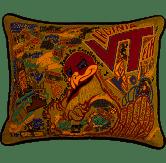 catstudio   Virginia Tech Pillow $192.00