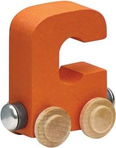 $5.85 Name Trains Bright Letter C