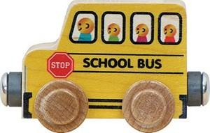 $5.85 Train School Bus Car