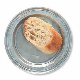 $80.00 Bread Plate Narrow Rim