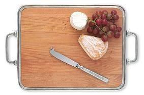 $440.00 Cheese Tray With Handles Md