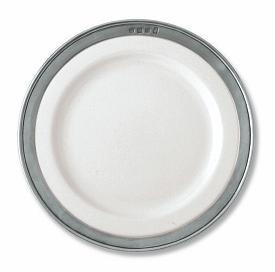 $110.00 White W/ Pewter Salad