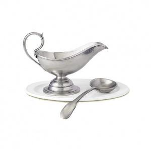 $260.00 Gravy Boat With Spoon