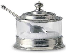 $180.00 Jam Pot / Sugar Pot With Spoon