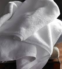 $20.00 Milagro Fingertip Towel White