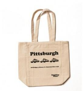 $22.00 Pittsburgh Tote