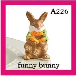 $13.50 Minis: Bunny Rabbit Carrot