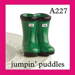 $14.54 Minis: Jumpin\' Puddles (Boots)