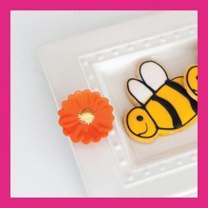 $25.00 Minis: Orange Flower Diplay Limited