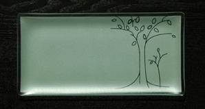 $35.99 Plate with purpose  5X10 Tree