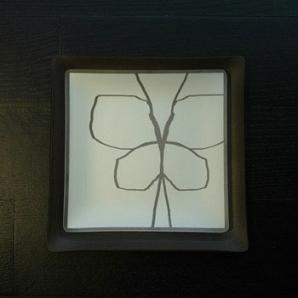 """$39.99 Plate with purpose  9"""" Butterfly"""
