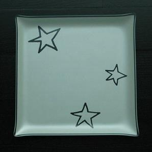 """$39.99 Plate with purpose  9"""" Star"""