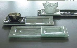 $19.99 Elements Glass Gloss 5X10 Coal