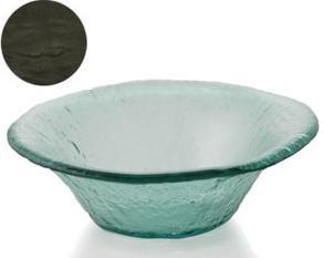 $19.99 Elements Gloss Bowl 6X2 Coal