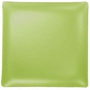 """$48.00 Square 11"""" Plate Citron"""