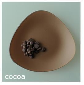 """$26.00 Triangle 7"""" Cocoa"""