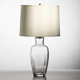 $300.00 Fairlee Tulip Lamp Lg Shd2995
