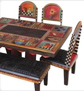 $3,803.00 Dining Table Rect 5Ft