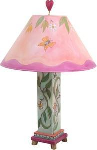 "$822.00 Lamp Box Table 30"" H -10"