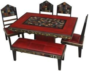 $3,803.00 Dining Table Rect 40X60X30 -29
