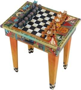 $2,229.00 Game Table W/Chess 18X24 -11