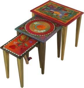 $2,104.00 Nesting Tables (3) 18X24X24 -5