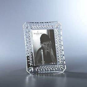 $225.00 Waterford Lismore Frame Crystal 8X10