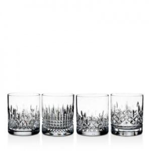 $270.00 Waterford Lismore Evolutions Tumblers, Set Of 4