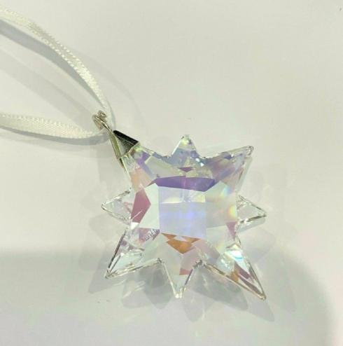 $55.00 aurora borealis Star Ornament  2020 #5545611
