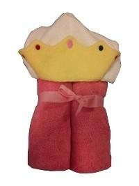 $48.00 Princess Hooded Towel - Embroidery inlcuded