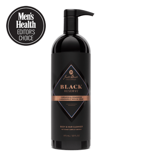 BLACK RESERVE BODY & HAIR CLEANSER 33 OZ collection with 1 products
