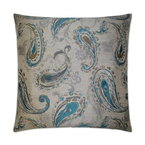$131.00 BANCROFT TURQUOISE PILLOW