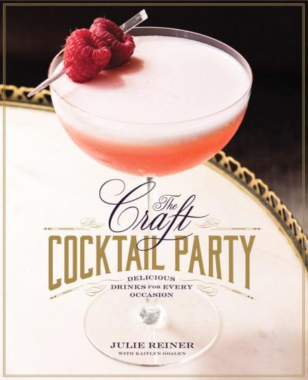 $26.00 THE CRAFT COCKTAIL PARTY
