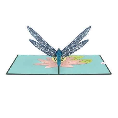 $13.00 Dragonfly 3D Card