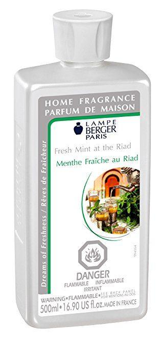 500ML FRESH MINT AT THE RIAD REFILL collection with 1 products