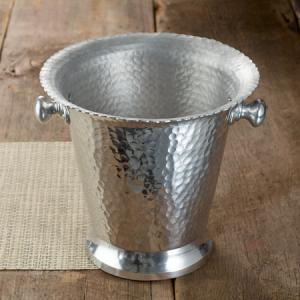 $40.00 HAMMERED ICE BUCKET