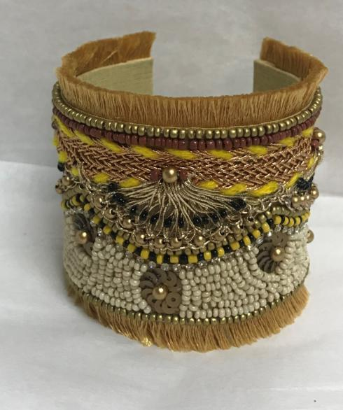 SANTAMARIA CUFF GOLD collection with 1 products