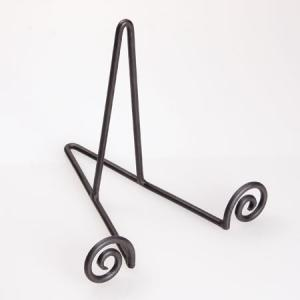 $15.00 IRON SWIRL SUPPORT EASEL